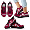 Alabama Crimson Tide Line Logo Sneakers