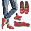 Red Valentine Cosy Atmosphere Detroit Red Wings Casual Shoes