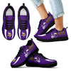 Vintage Four Flags With Streaks Minnesota Vikings Sneakers