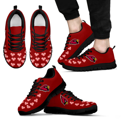 Love Extreme Emotion Pretty Logo Arizona Cardinals Sneakers