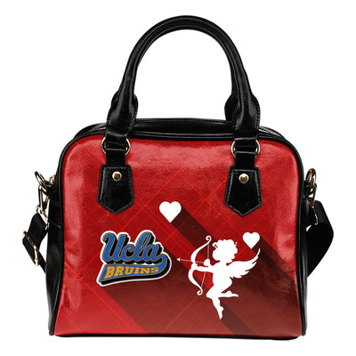 Superior Cupid Love Delightful UCLA Bruins Shoulder Handbags