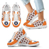 Great Football Love Frame Houston Astros Sneakers