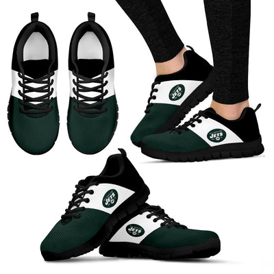 Separate Colours Section Superior New York Jets Sneakers