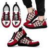 Great Football Love Frame Atlanta Falcons Sneakers