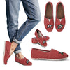 Red Valentine Cosy Atmosphere Dallas Stars Casual Shoes
