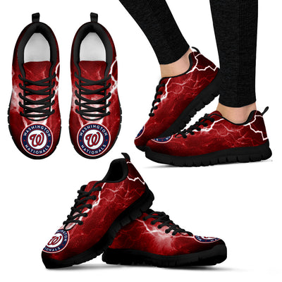 Washington Nationals Thunder Power Sneakers