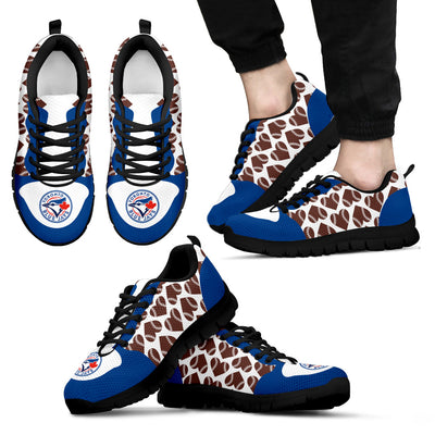 Great Football Love Frame Toronto Blue Jays Sneakers