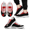 Cute Cupid Angel Background Miami Marlins Sneakers