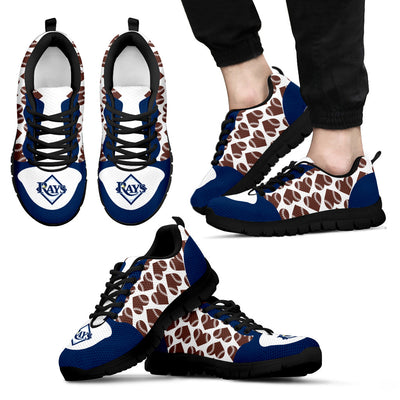Great Football Love Frame Tampa Bay Rays Sneakers