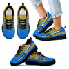 Colorful UCLA Bruins Passion Sneakers