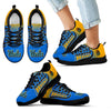 Colorful Unofficial UCLA Bruins Sneakers