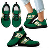 Three Colors Vertical South Florida Bulls Sneakers