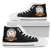 I Will Not Keep Calm Amazing Sporty Tennessee Volunteers High Top Shoes