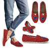 Red Valentine Cosy Atmosphere St. Louis Blues Casual Shoes ver 2