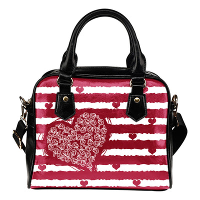 Perfect Cleveland Indians Shoulder Handbags Sweet Romantic Love Frames