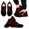 Rose Plant Gorgeous Lovely Logo Pittsburgh Pirates Sneakers
