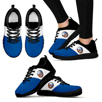 Separate Colours Section Superior New York Islanders Sneakers