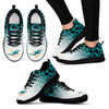 Leopard Pattern Awesome Miami Dolphins Sneakers