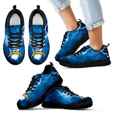 Los Angeles Chargers Thunder Power Sneakers