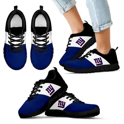 Separate Colours Section Superior New York Giants Sneakers