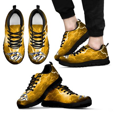 Nashville Predators Thunder Power Sneakers