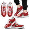 Love Extreme Emotion Pretty Logo Minnesota Wild Sneakers