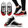 Valentine Love Red Colorful Jacksonville Jaguars Sneakers