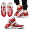 Love Extreme Emotion Pretty Logo Buffalo Sabres Sneakers