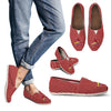 Red Valentine Cosy Atmosphere St. Louis Cardinals Casual Shoes
