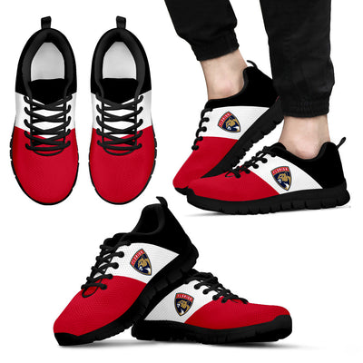 Separate Colours Section Superior Florida Panthers Sneakers