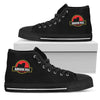 Jurassic Park Pug High Top Shoes