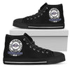 I Will Not Keep Calm Amazing Sporty Milwaukee Brewers High Top Shoes