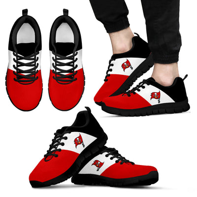 Separate Colours Section Superior Tampa Bay Buccaneers Sneakers