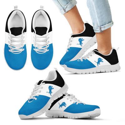 Separate Colours Section Superior Detroit Lions Sneakers