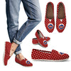 Red Valentine Cosy Atmosphere New York Mets Casual Shoes V2
