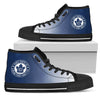Cool They Hate Us Cause They Ain't Us Toronto Maple Leafs High Top Shoes