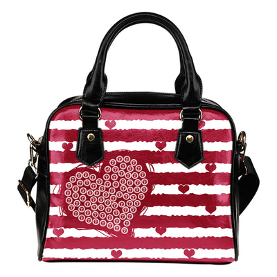 Awesome Texas Rangers Shoulder Handbags Sweet Romantic Love Frames