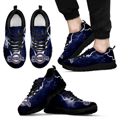 Milwaukee Brewers Thunder Power Sneakers