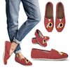 Red Valentine Cosy Atmosphere Washington Redskins Casual Shoes