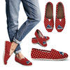 Red Valentine Cosy Atmosphere Buffalo Bulls Casual Shoes V2