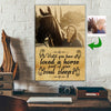 Happy Girl - Until You Have Loved A Horse Part Of Your Soul Sleep Canvas Print