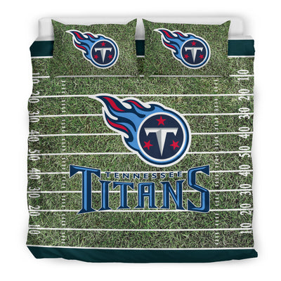Sport Field Large Tennessee Titans Bedding Sets