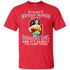 I'm Not Wonder Woman Oklahoma Sooners T Shirts