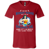 I'm Not Wonder Woman Colorado Avalanche T Shirts