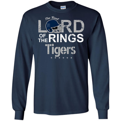 The Real Lord Of The Rings Detroit Tigers T Shirts
