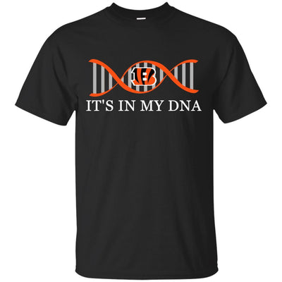 It's In My DNA Cincinnati Bengals T Shirts
