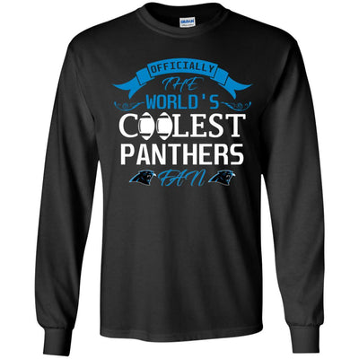 Officially The World's Coolest Carolina Panthers Fan T Shirts