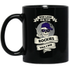 Skull Say Hi Colorado Rockies Mugs
