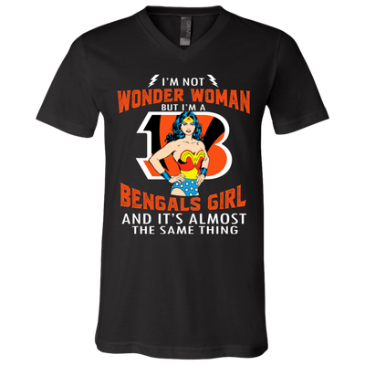 I'm Not Wonder Woman Cincinnati Bengals T Shirts