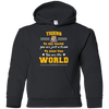 To Your Fan You Are The World LSU Tigers T Shirts